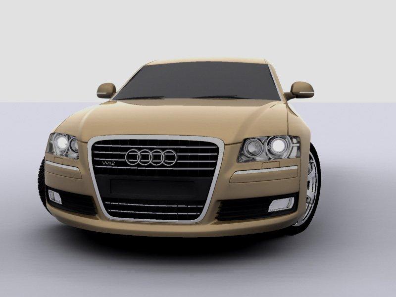 audi a8 w12. The Audi A8 w12